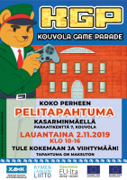 Kouvola Game Parade