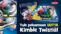 Kimble Twist -pelituokiot